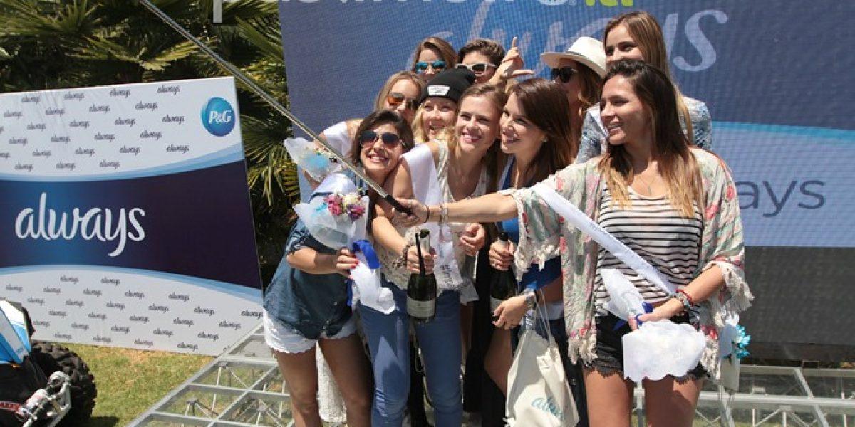 Gianella Marengo, Wilma González y Vivi Rodrigues exhiben su belleza en evento