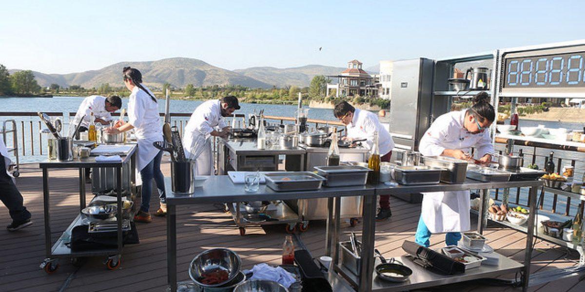 Participantes de programas de cocina están en pie de guerra