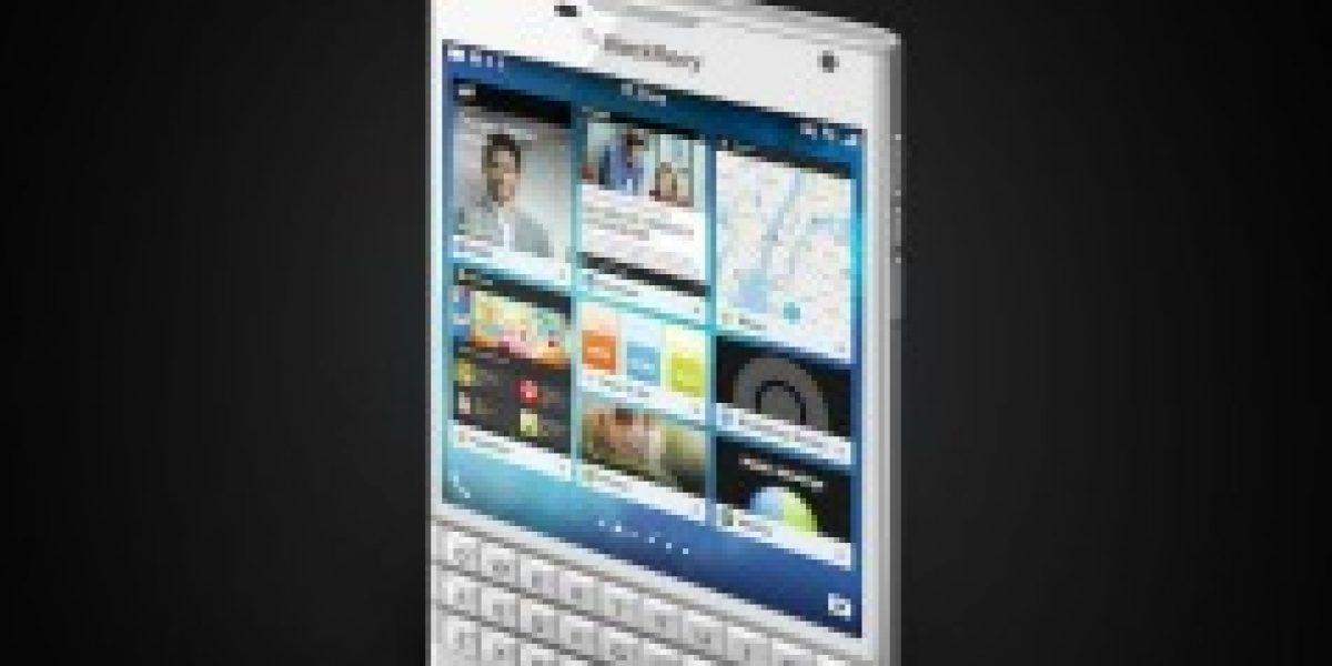BlackBerry Passport: El smartphone del mismo tamaño de un pasaporte