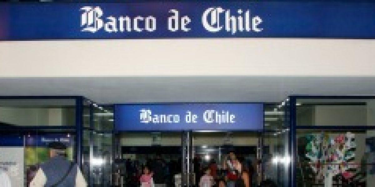 Bancos siguen en buena racha y suman US$3.605 millones en ganancias entre enero y octubre