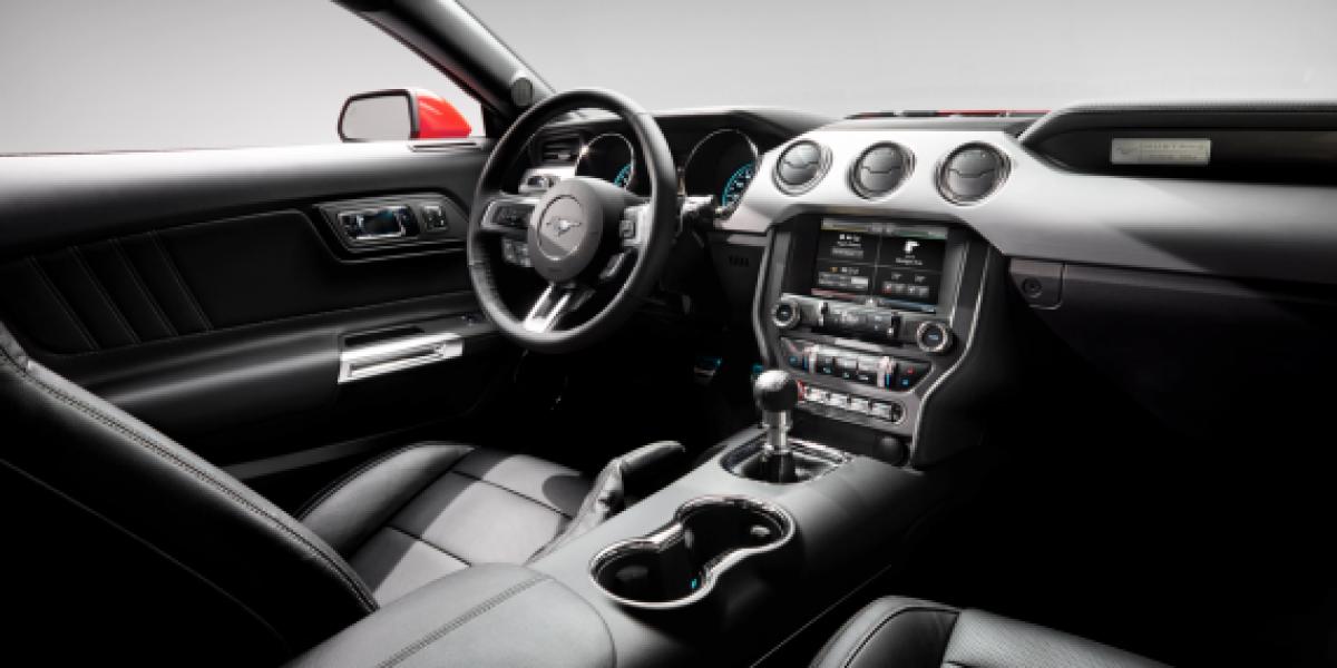Presentan al nuevo Ford Mustang en Chile