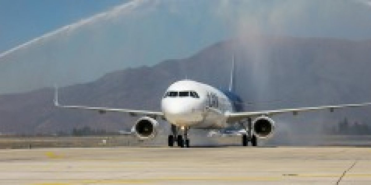 LAN comienza restructuración de su flota con moderno Airbus A321