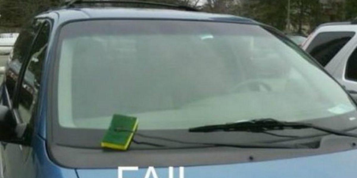 Impensados arreglos caseros hechos a un auto