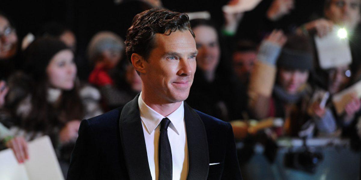 Es oficial: Marvel confirma que Benedict Cumberbatch será Doctor Strange