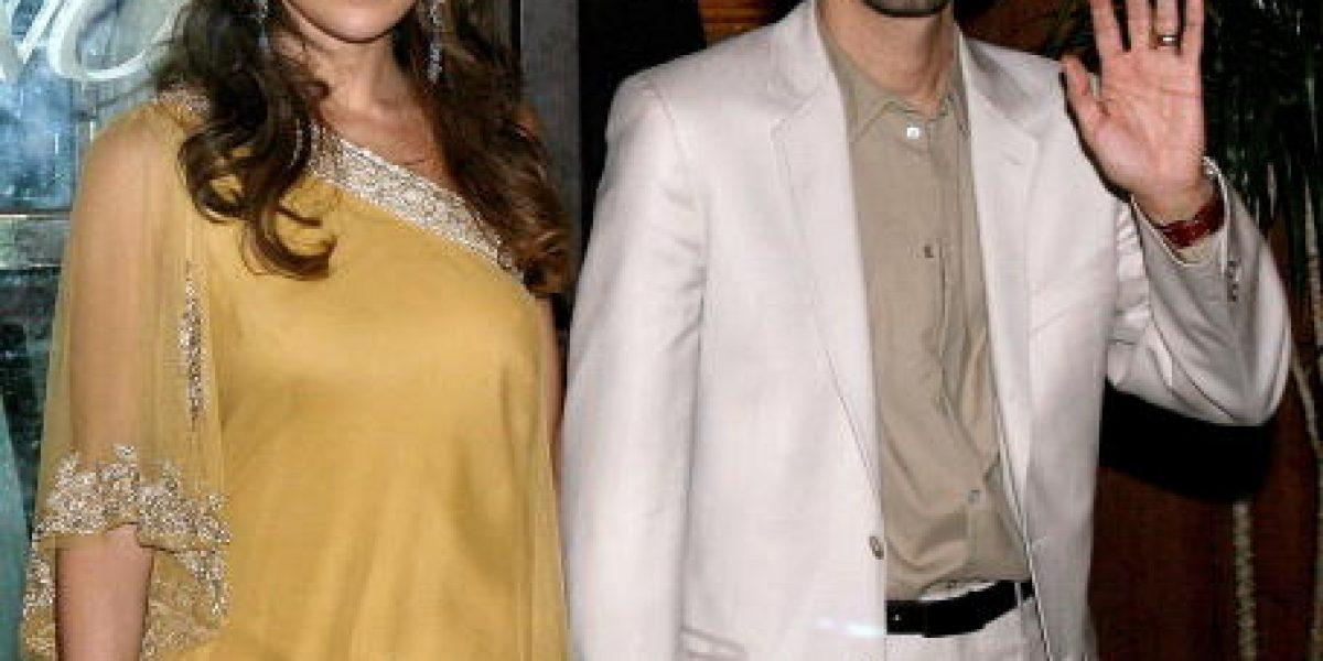 10 parejas de famosos que estuvieron casados