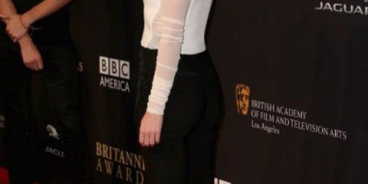 Emma Watson está en Argentina para el rodaje de