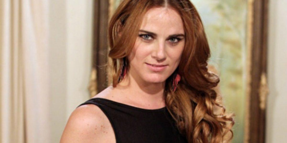 El seductor regreso de Bárbara Ruiz-Tagle a TVN: