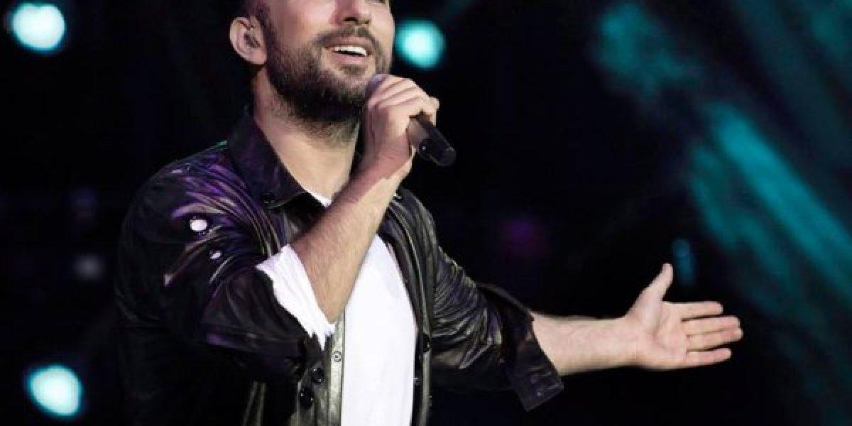 Fans chilenas claman por cantante turco en Festival de Viña