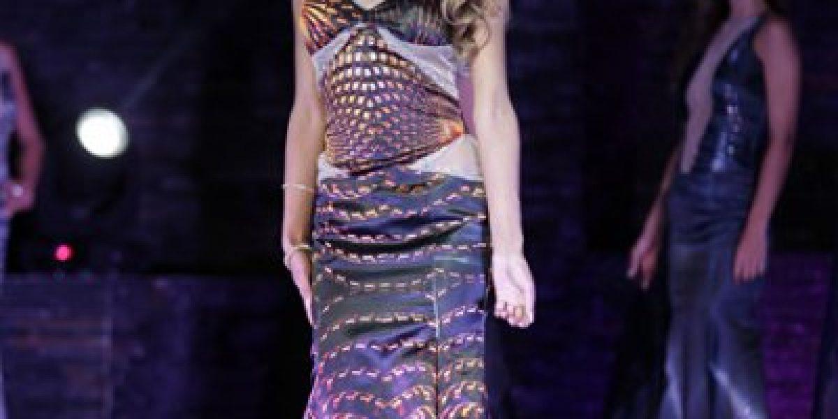 Ella es la nueva Miss Chile para Miss Universo