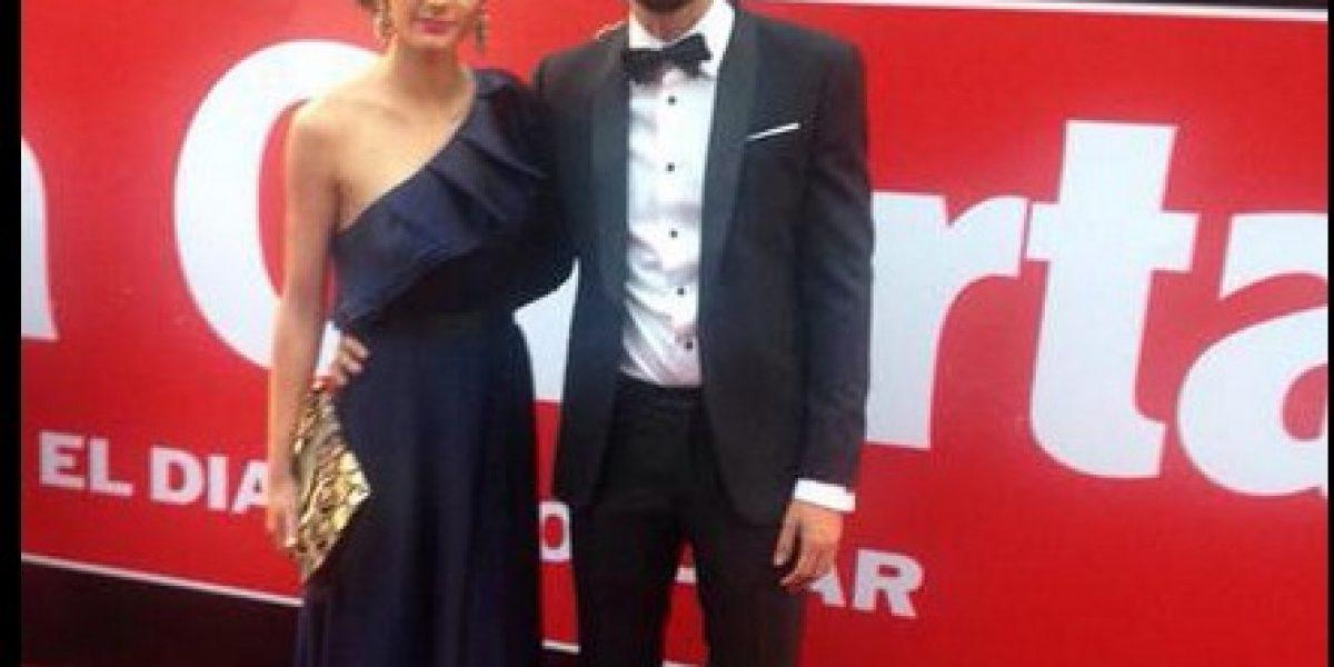 ¡Bochorno! María Luisa Godoy y Josefina Montané usaron el mismo vestido en los Copihue de Oro