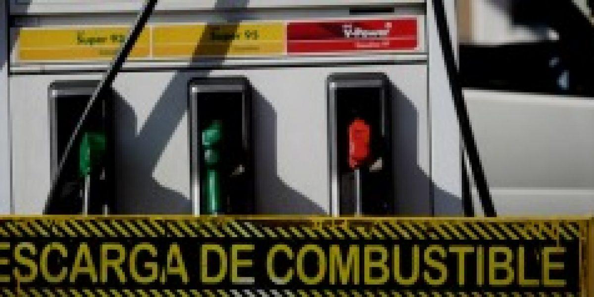 Hacienda anuncia nueva baja en precio de bencinas para este jueves y el próximo