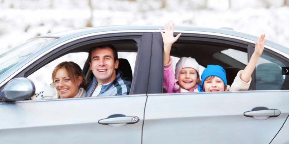 Prepare su auto para sus viajes de fin de año
