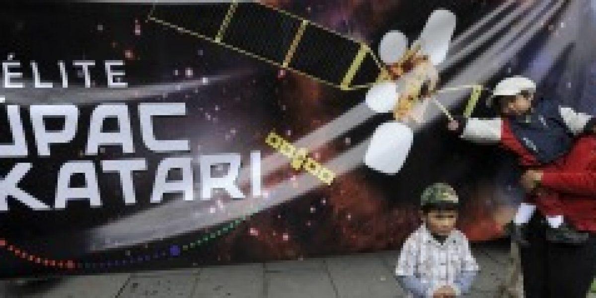 Bolivia logra US$6 millones en ocho meses de operaciones de su satélite