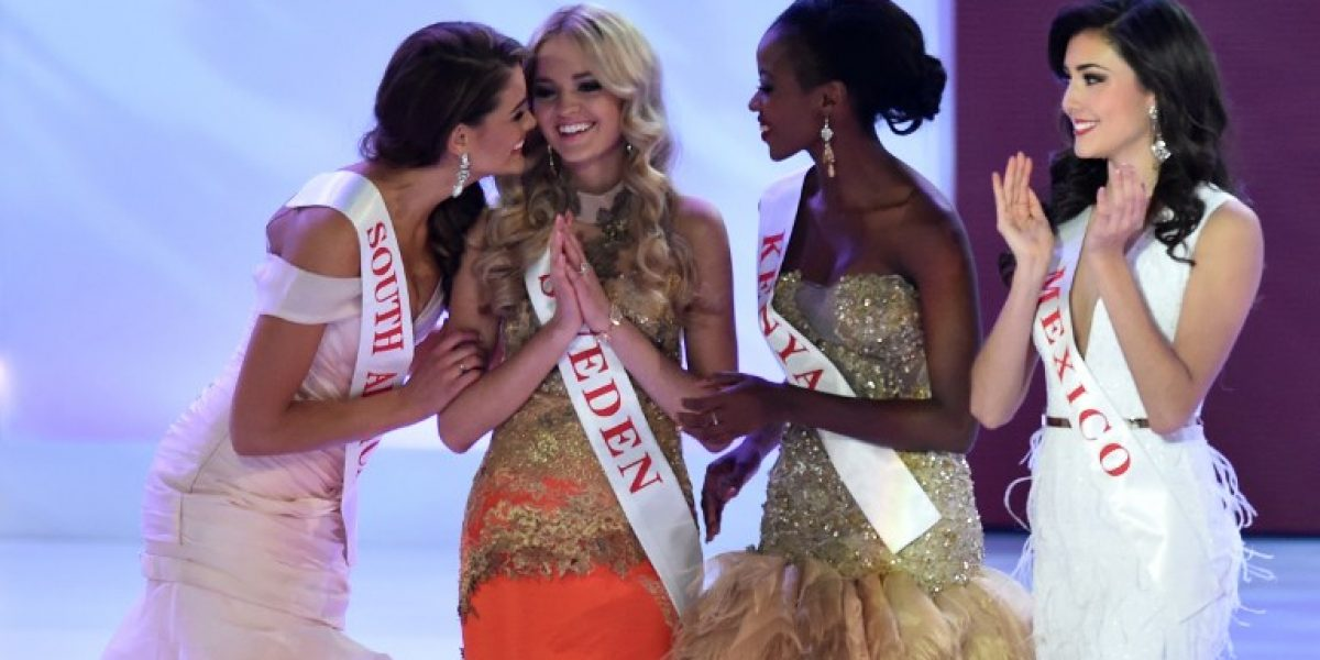 La sudafricana Rolene Strauss gana el Miss Mundo 2014