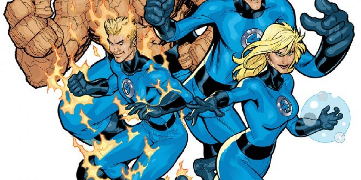 Hackeo a Sony deja al descubierto crossover entre X-Men y Los 4 Fantásticos