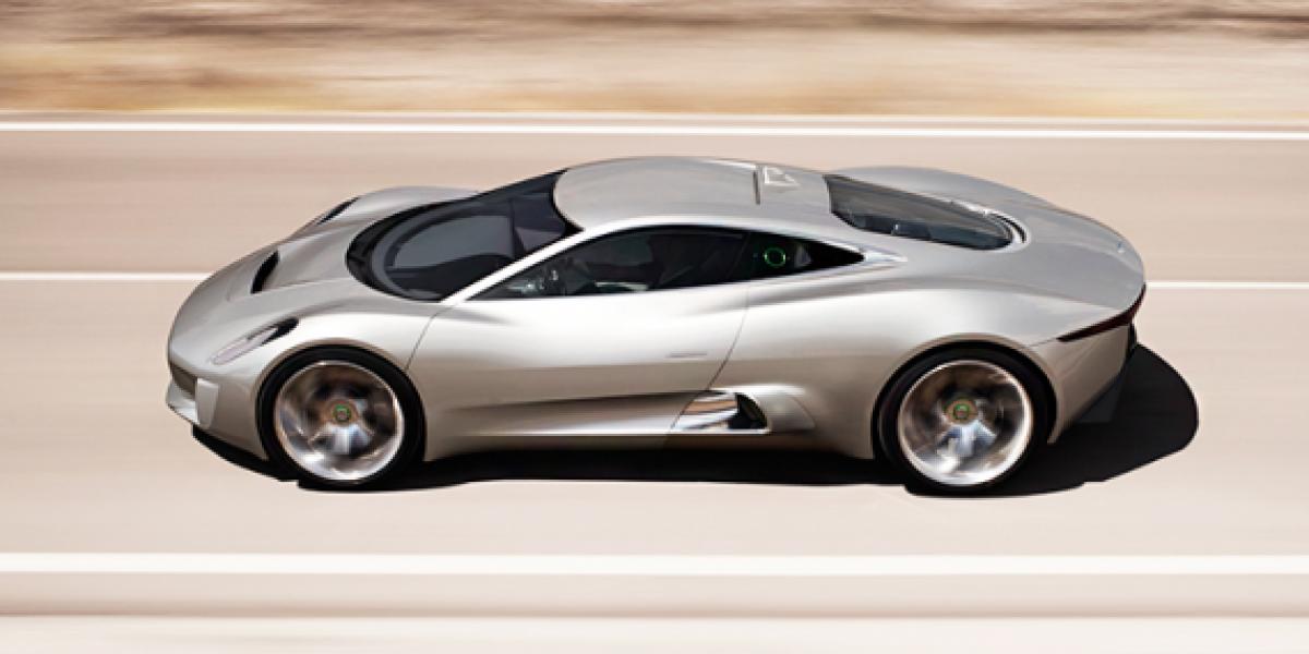 El sorprendente Jaguar que conducirá el malvado de James Bond