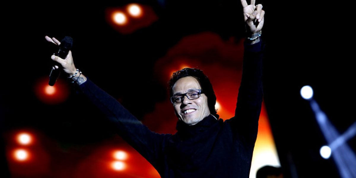 Marc Anthony se baja del Festival de Viña el mismo día que se ponen en venta entradas