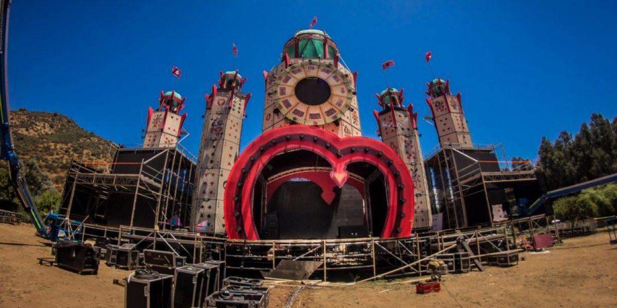 Mysteryland se prepara para recibir a más de 15 mil personas en su cuarta edición en Chile