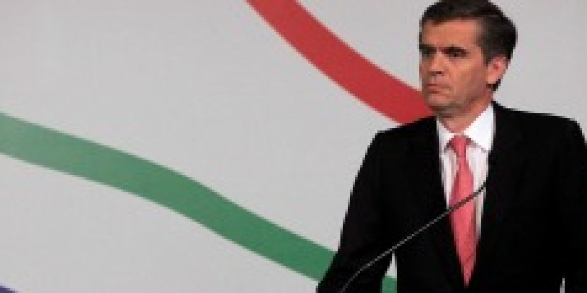 Presidente del Banco Central estima que inflación podría caer del 3% en 2015