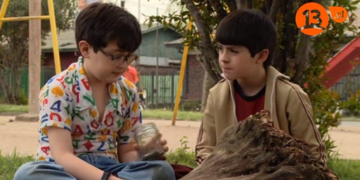 Canal 13 revive emotiva escena navideña de