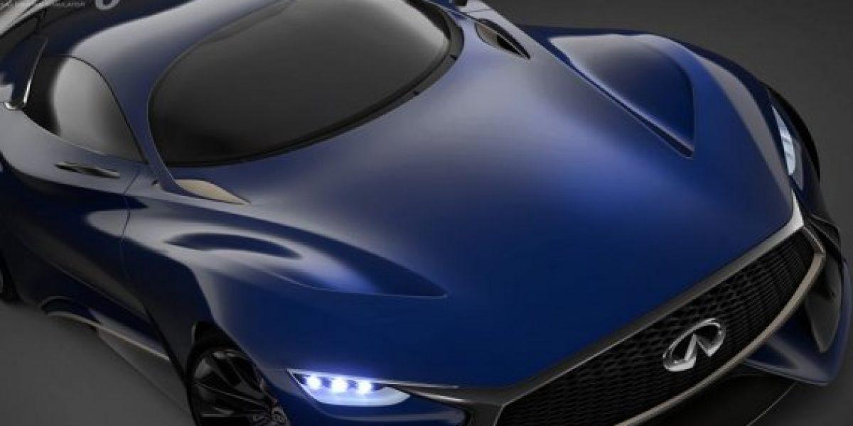 El nuevo Infiniti Concept Vision GT de Gran Turismo 6