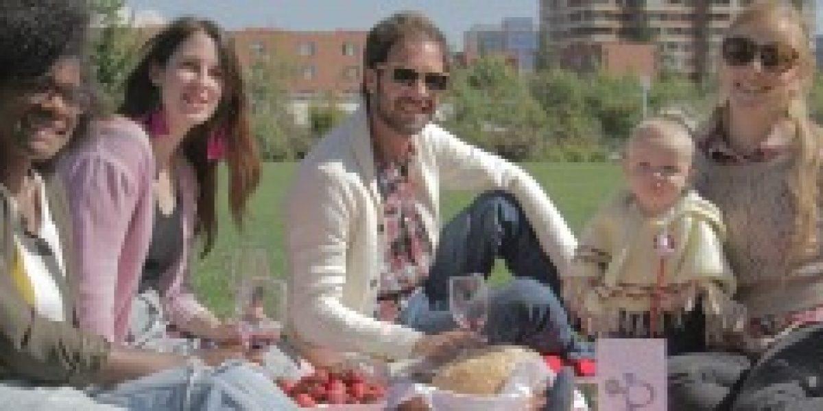 Realizan novedosa actividad: picnic masivo para aprender idiomas