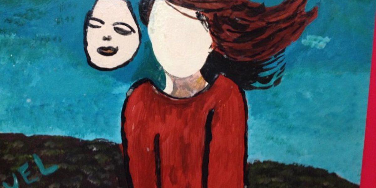 Muestra de arte deja al descubierto las emociones y angustias de la esquizofrenia