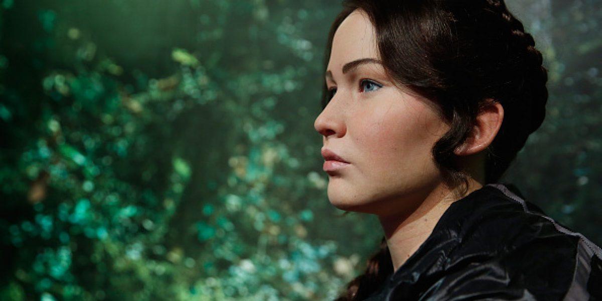 Katniss Everdeen ya tiene su propia figura en el Madame Tussauds