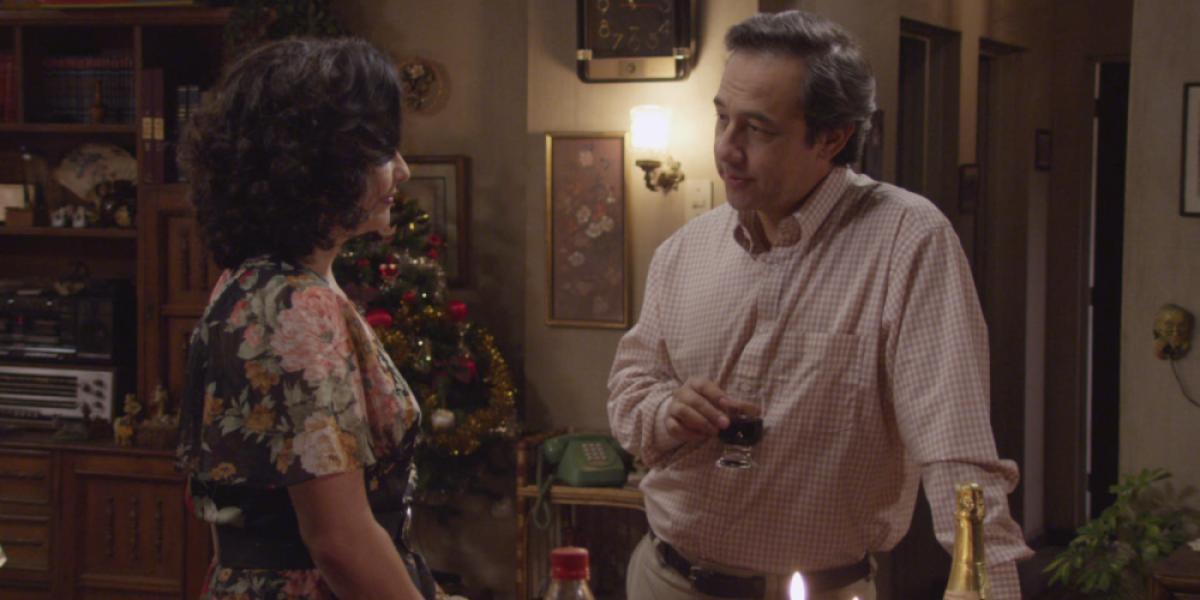 Los 80: Juan Herrera y Ana López se quedaron felices por siempre