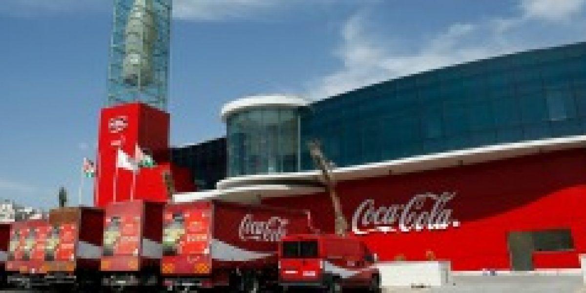 ¿Qué tal? Coca Cola construirá planta en la Franja de Gaza