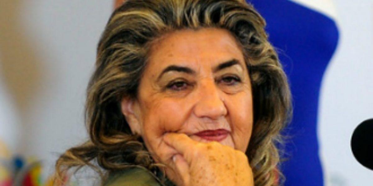 Alcaldesa de Viña: