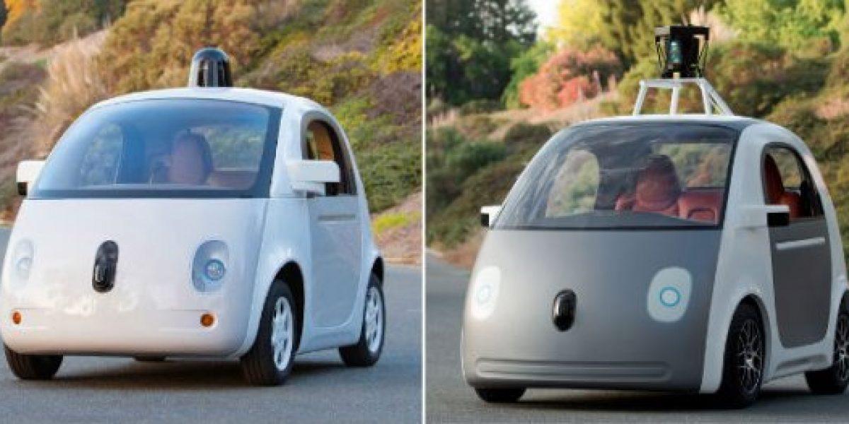 Auto autónomo de Google ya está listo