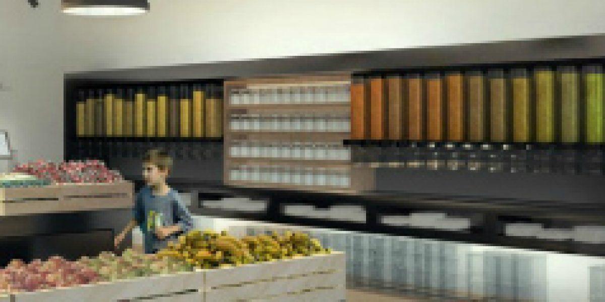 Video: En Alemania abren un novedoso supermercado sin envases