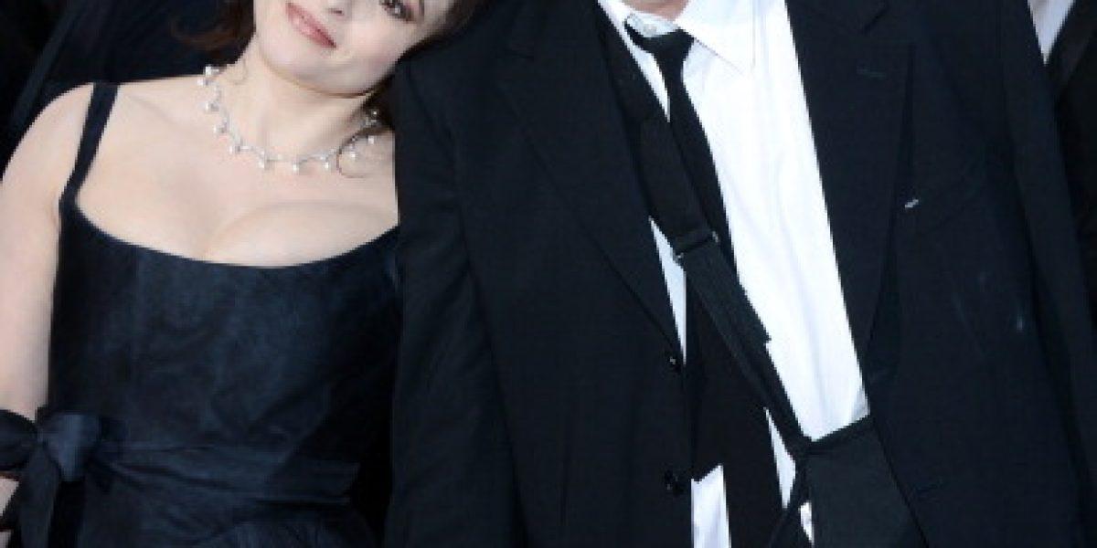Tim Burton y Helena Bonham Carter anunciaron su separación