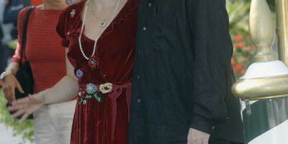 Tim Burton y Helena Bonham Carter : 32 imágenes que marcaron a la excéntrica pareja