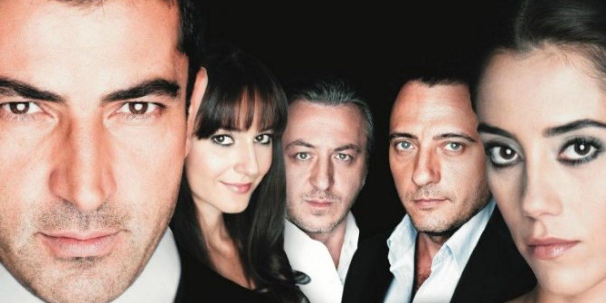Venganza y dolor masculino marcan nuevo estreno turco de Mega