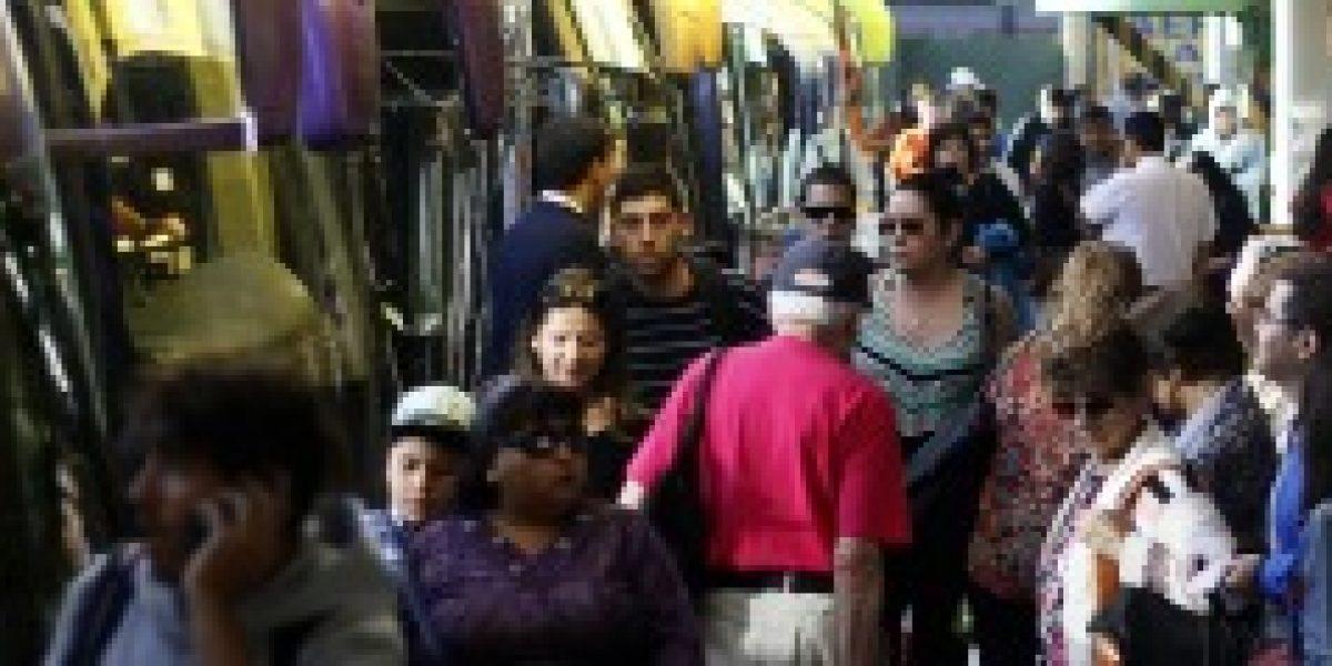 Sernac detecta alza de hasta más de $24 mil en pasajes de buses