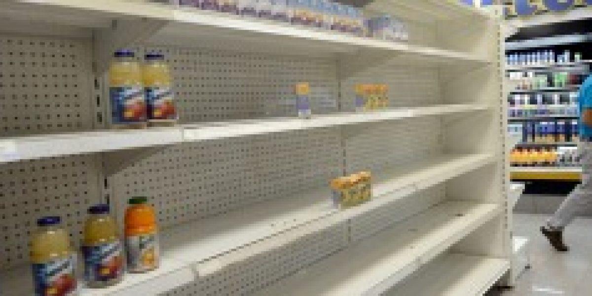 Venezuela entra en recesión y registra inflación de 63,6% en 12 meses