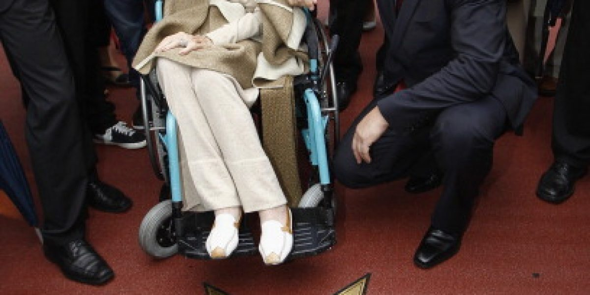 Muere Luise Rainer actriz ganadora de dos Oscar, a los 104 años