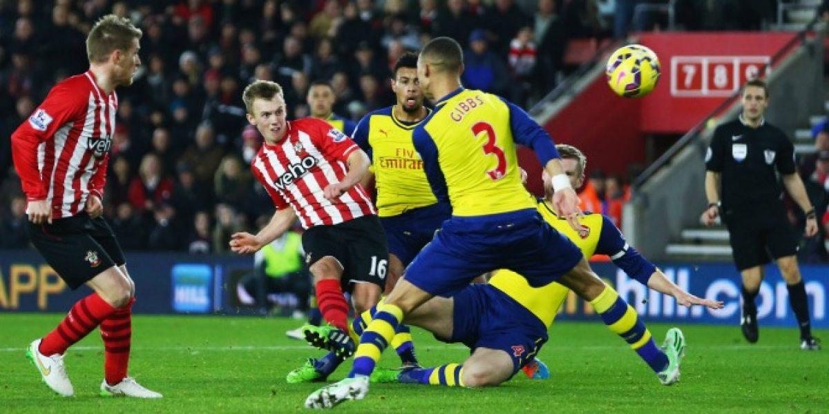 Así vivimos la caída del Arsenal, el triunfo el City y el empate del QPR
