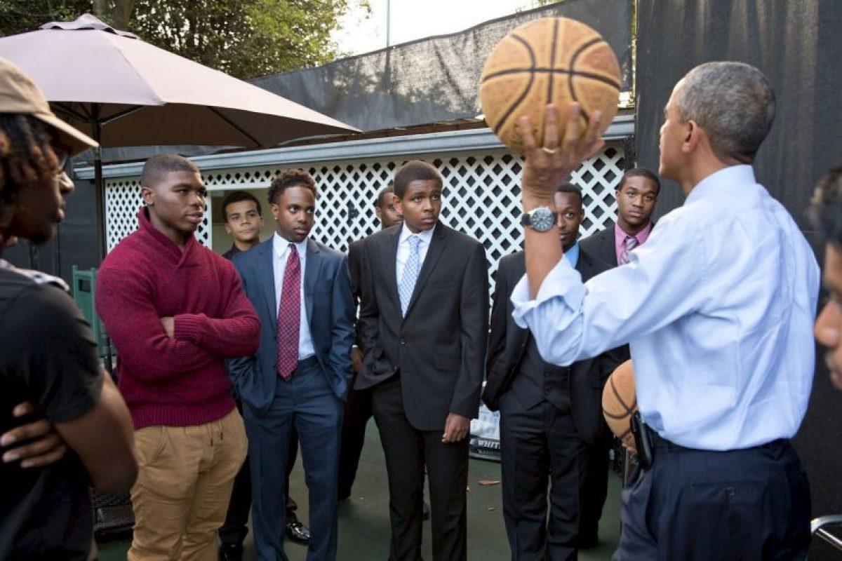 Foto:Pete Souza – whitehouse.gov. Imagen Por: