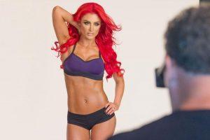 La pelirroja posó para la revista Muscle & Fitness Her Foto:WWE. Imagen Por: