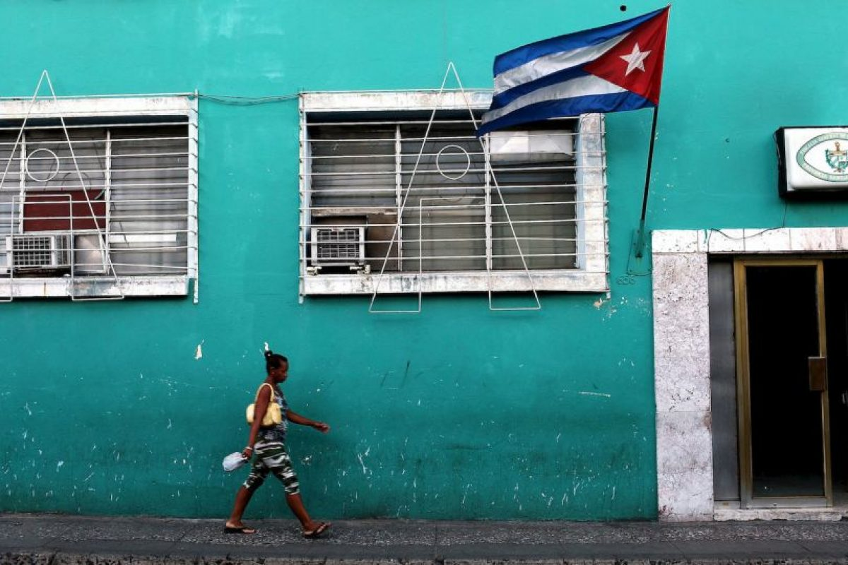 Jen Psaki, portavoz del Departamento de Estado de Estados Unidos aseguró que el compromiso de liberar a los presos políticos lo hizo Cuba. Foto:Getty. Imagen Por: