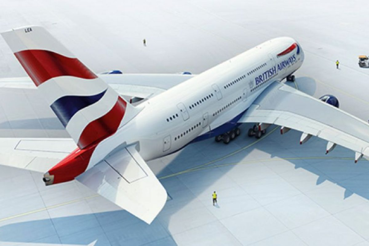 British Airways-Reino Unido Foto: Vía Facebook.com/britishairways. Imagen Por: