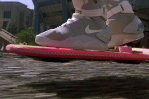 """Así se veían los tenis en """"Back to the Future"""" Foto:Universal Pictures. Imagen Por:"""