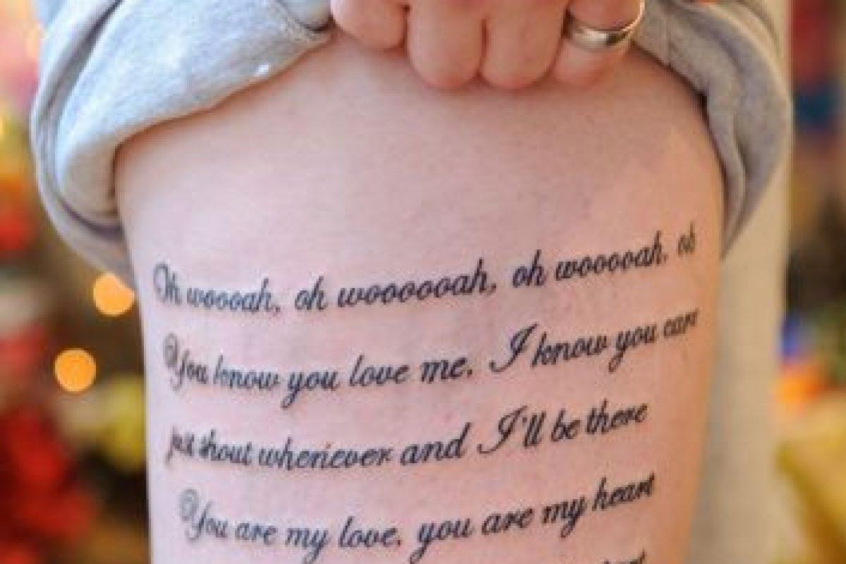 No, mejor mi brazo, Justin. Foto:Facebook. Imagen Por: