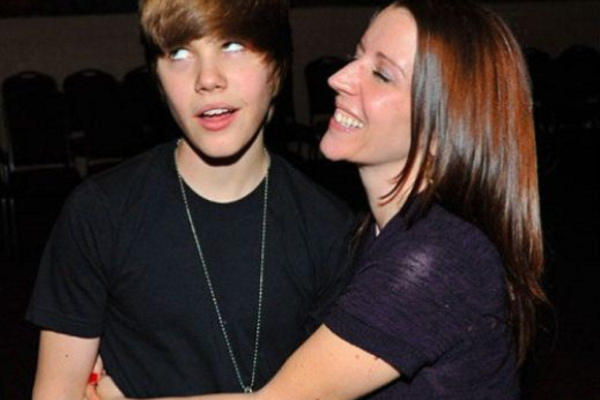 La cara de Justin lo dice todo. Foto:Twitter. Imagen Por: