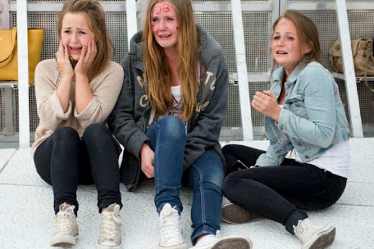 Lloren, niñas, lloren. Foto:ListCovery. Imagen Por: