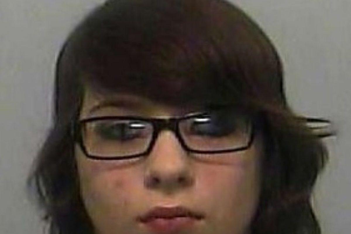 Ella es Misty, su hermana de 15. Foto:Policía de Columbia County. Imagen Por: