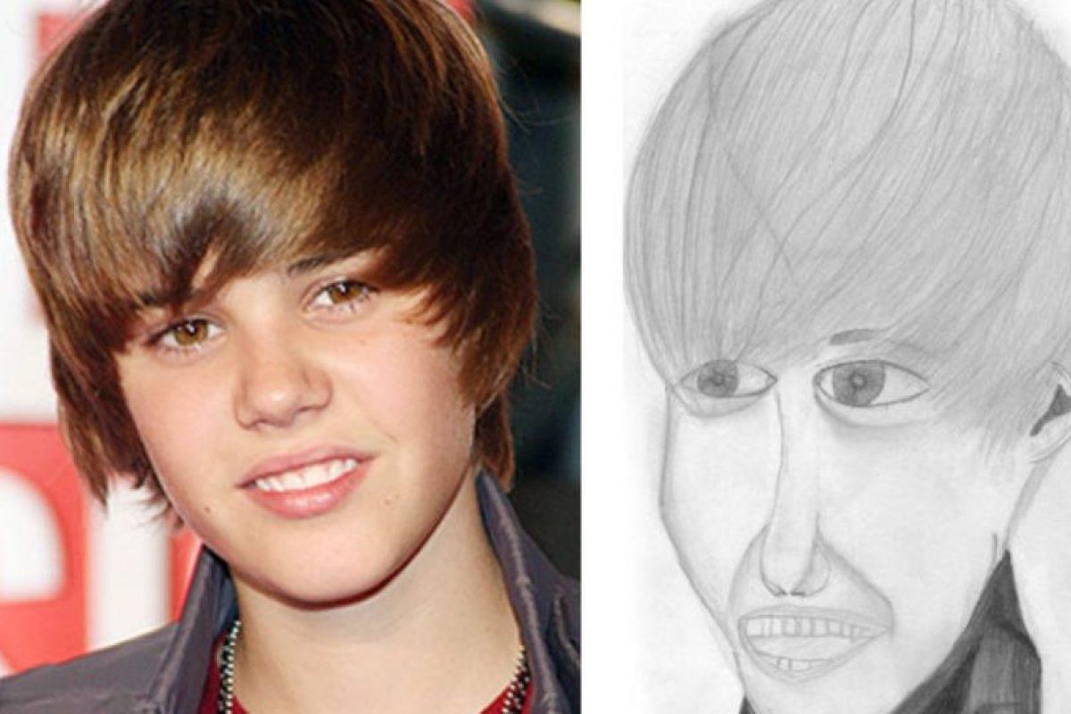 La que dibujó esto. Foto:Tumblr. Imagen Por: